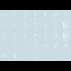 Thamesmead Typology Diagram