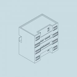 Area 3 - E Block 4 storeys