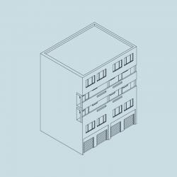 Area 3 - F Block 5-9 storeys