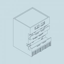 Area 3 - G Block 5 storeys